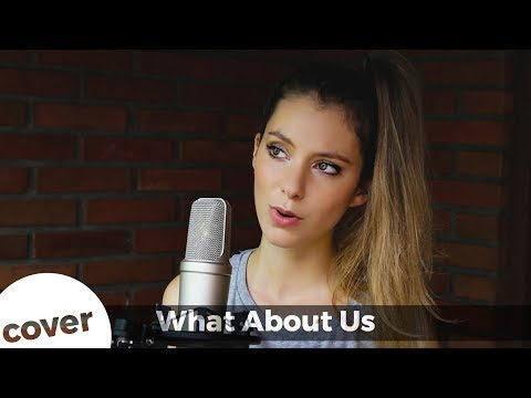 What About Us - Pink | Romy Wave cover