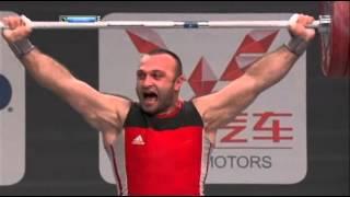 Тяжелая Атлетика Ч.М. 2011 Муж. до 105 кг