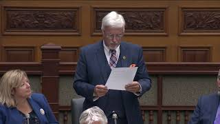 "MPP Nicholls Demands the Government #BuildTheBarrier on 401 ""Carnage Alley"""