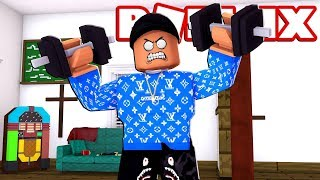 WEIGHT LIFTING SIMULATOR 3 in Roblox