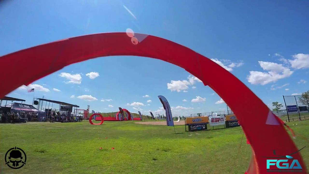 FinalGlideAus - Drone Nationals 2016 Freestyle