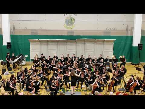 Antioch Upper Grade School Spring Concert 2018