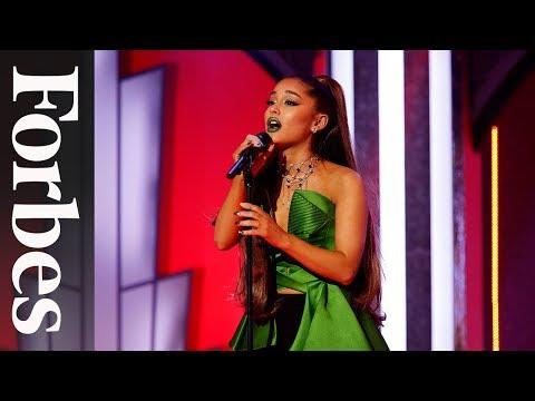 Drake, Ariana Grande Top Spotify's Streaming List; Marriott Reveals Massive Data Leak   Forbes Flash