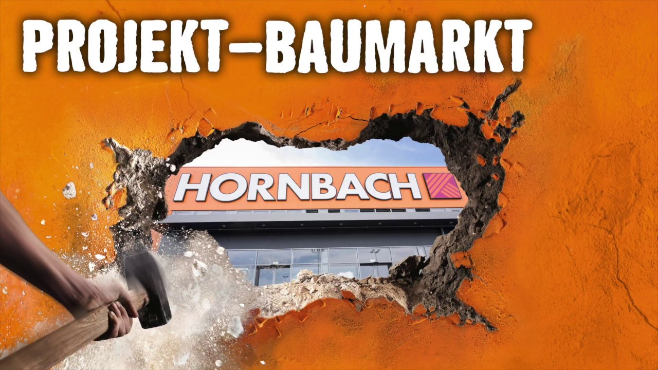 projekt baumarkt hornbach youtube. Black Bedroom Furniture Sets. Home Design Ideas