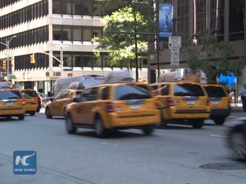 New cabs take over NYC