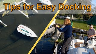 Tips for Easy Docking - Handling a New Boat