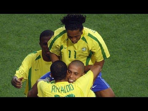 Последняя великая сборная Бразилии по футболу!