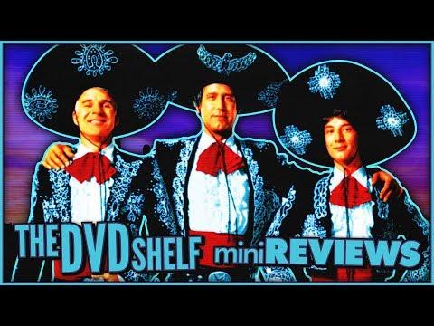 ¡THREE AMIGOS! | The DVD Shelf mini Reviews