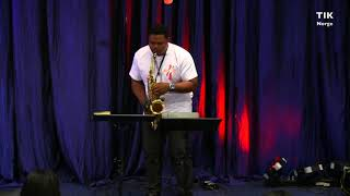 How Great by Jerry Omole @ TIK Church Norway