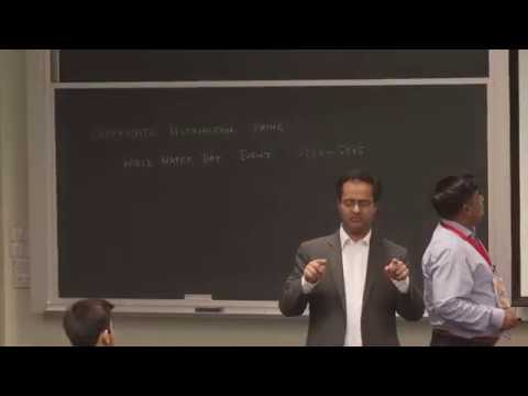 Module 3 Lecture 4: Water treatment vs. water recovery(Dr. Iftikhar Ahmed)