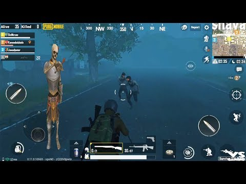 PUBG MOBILE UPDATE Zombie Event: Man vs Zomies - Android GamePlay FHD