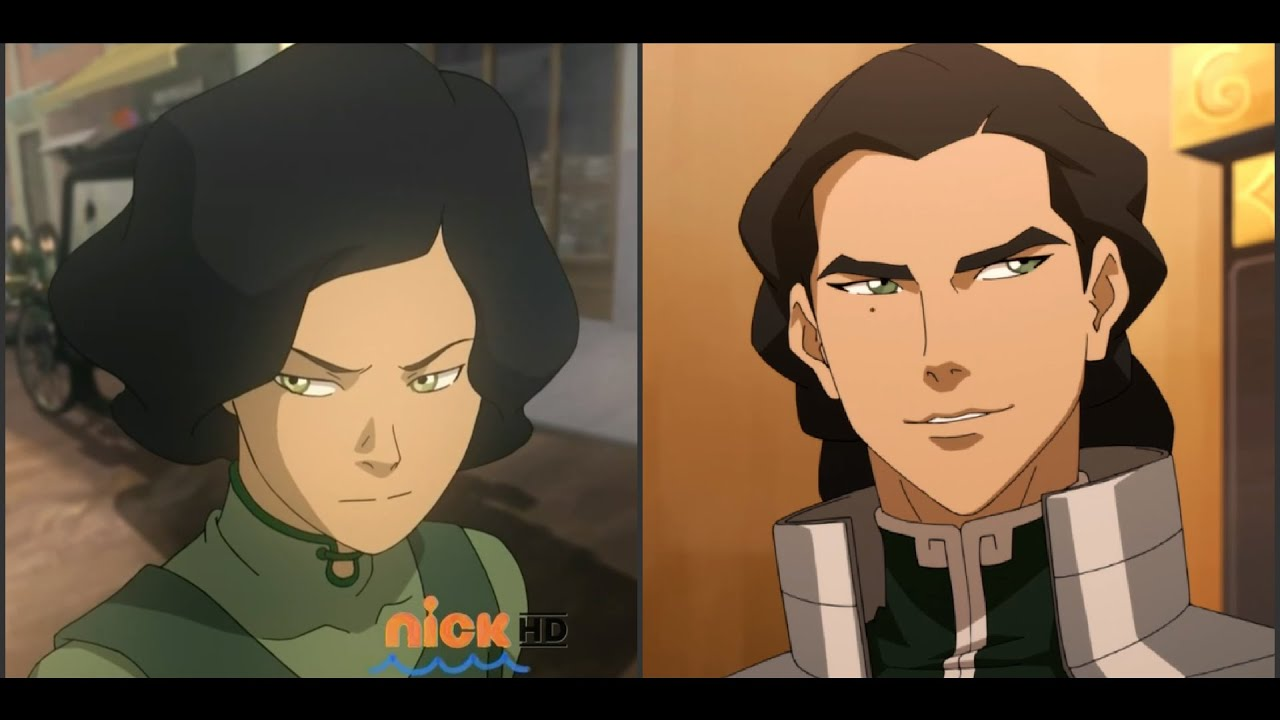 The Legend Of Korra The Final Episodes Ep 4 The