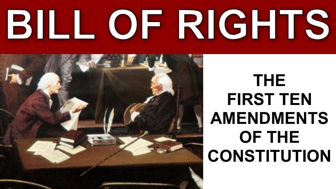 example of english bill of rights