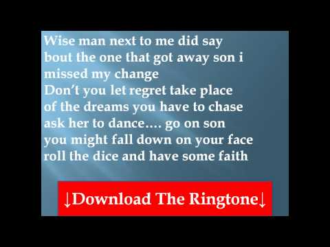 Zac Brown Band Featuring Alan Jackson-As She's Walking Away Lyrics