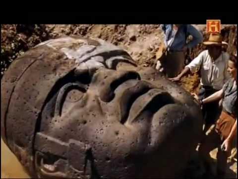 Los olmecas reyes de la edad de piedra youtube for Pisos el encinar de los reyes