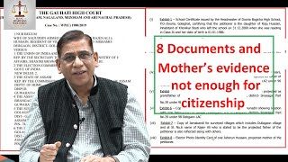 Download Mp3 Citizenship And Assam Nrc : Rejection Of Mother's Evidence About Daughter: F