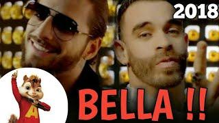 Bella Remix, Wolfine y Maluma - Video Oficial (alvin y las ardillas)