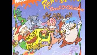 """I Hate Christmas"" from Ren & Stimpy"