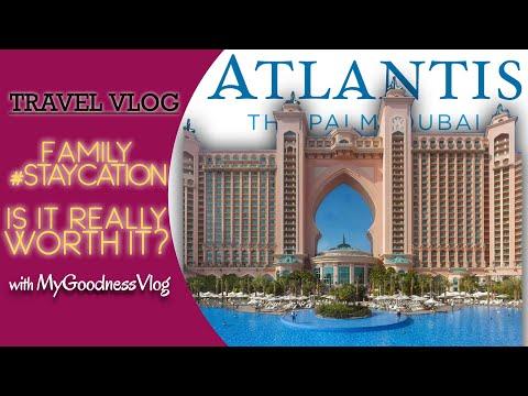 A DAY IN ATLANTIS DUBAI | Best Staycation #Aquaventure #LostChambers #ImperialClub #Kaleidoscope