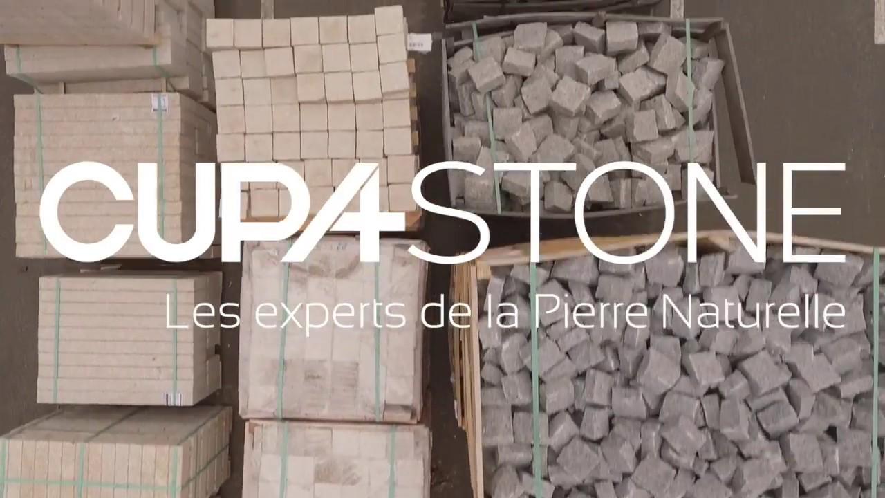 Carrelage Pierre Naturelle Nantes plateforme logistique cupa stone: les chiffres d'un succès