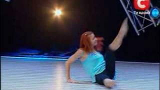 Танцуют все - 2, Донецк. Кастинг: Инна Митина