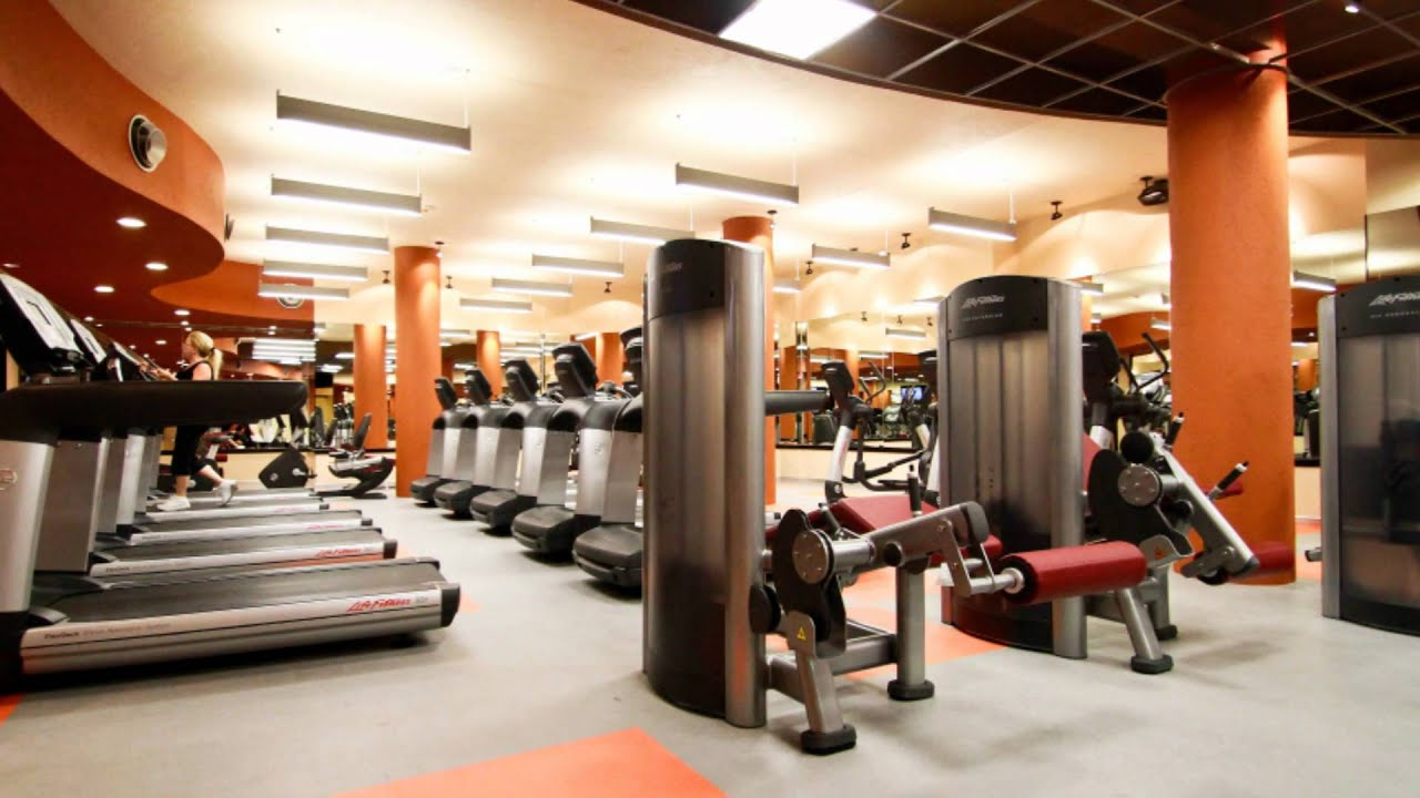 VILLA DEL PALMAR CANCUN: FITNESS CENTER, VILLAGE SPA ...