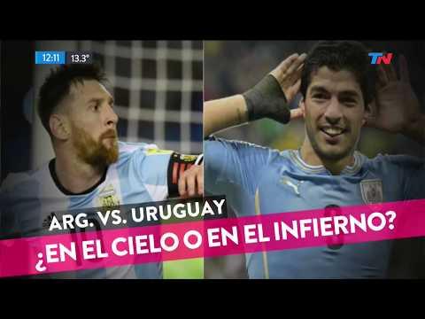 Argentina-Uruguay: Así se vive en Montevideo y Buenos Aires