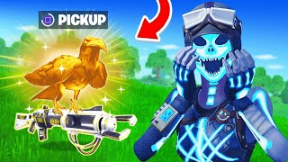 The *CROW* LOOT ONLY Challenge in Fortnite!