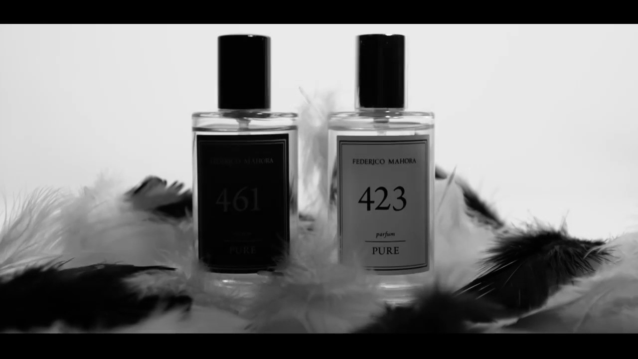 Fm Group Pure Parfum Youtube