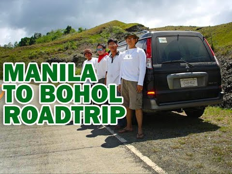 Bato, Leyte to Tagbilaran, Bohol | Google Street View | part 3 of 3