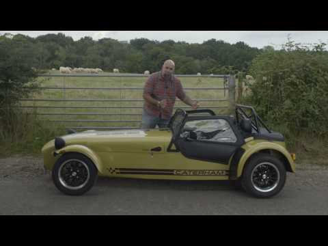 One Minute Matt: Caterham Seven 420R -- /DRIVE ON NBC SPORTS