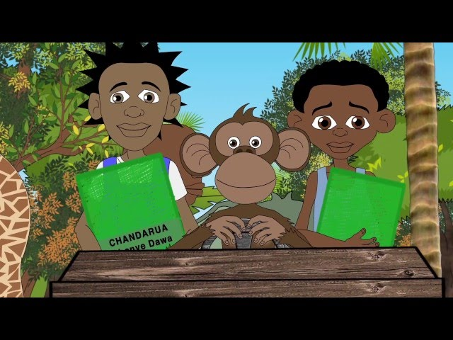 Mbu Wanakuja! | Ubongo Kids + Malaria No More Sing-Along