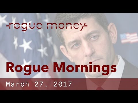 "Rogue Mornings with ""V"" & CJ - Iran Oil, US Russia Trade & Paul Ryan's Fate (03/27/2017)"