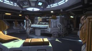 Alien Isolation Gameplay Max Graphics