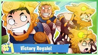 Squads with Wildcat, Mini & Terroriser in Fortnite: Battle Royale! (Fortnite Gameplay)