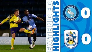EXTENDED HIGHLIGHTS | Wycombe Wanderers vs Huddersfield Town