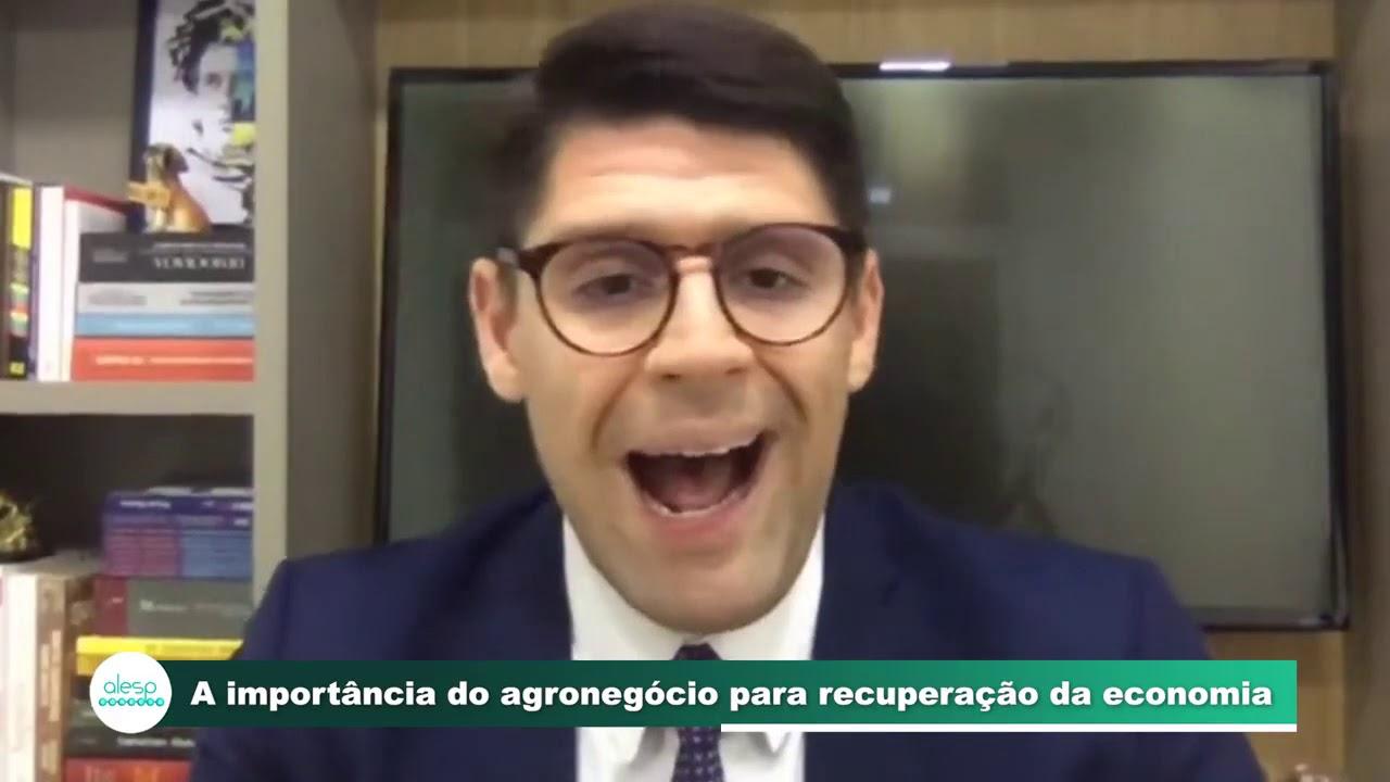 A importância do Agronegócio para o desenvolvimento econômico // TV Alesp // 14.03.2021