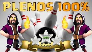 Brimstone GoHo | Archaon13 - ★★★ Plenos 100% | Clash of Clans en ESPAÑOL → [ Newton Games ]