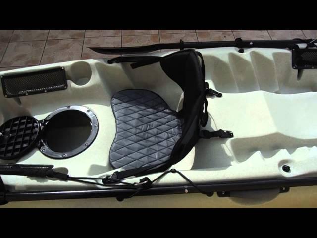Hobie Odyssey - Kayak Tandem