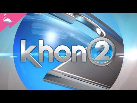KHON-TV News Opens