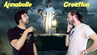 Annabelle: creation movie review!!!