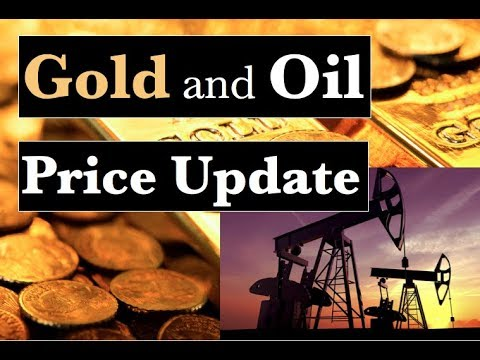Gold & Oil Price Update - December 13, 2018