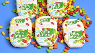 TIC TAC CANDY COOKIES by HANIELA'S