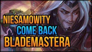 Niesamowity Comeback - Blademaster, Shapeshifter, Demon | Teamfight Tactics