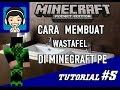 Cara Membuat Wastafel Otomatis Di Minecraft PE Tutorial 5 I MCPE INDO