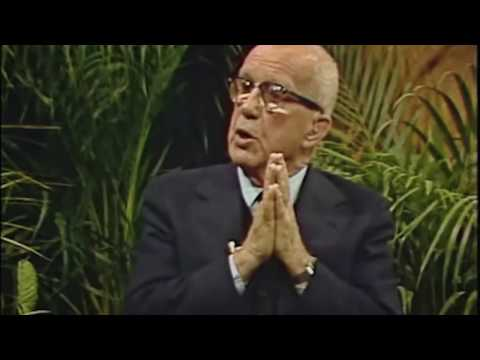 Lost Interview - Buckminster Fuller