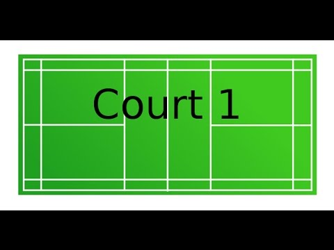 Download BWF WJC Eye-Level Cups 2016 Day 2 Court 1-5 Part 1