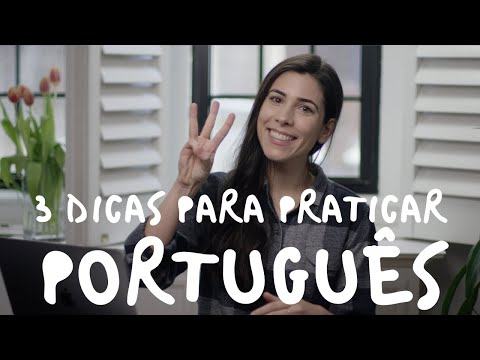 3 easy ways to practice Portuguese every day  Speaking Brazilian