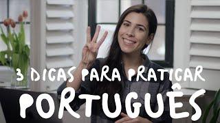 Baixar 3 easy ways to practice Portuguese every day | Speaking Brazilian