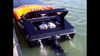 Harley-Davidson® Powered Limited Edition F-15 Speedboat Thumbnail